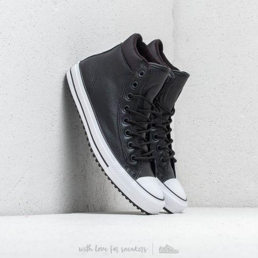 Converse Chuck Taylor All Star PC Boot High Black Black