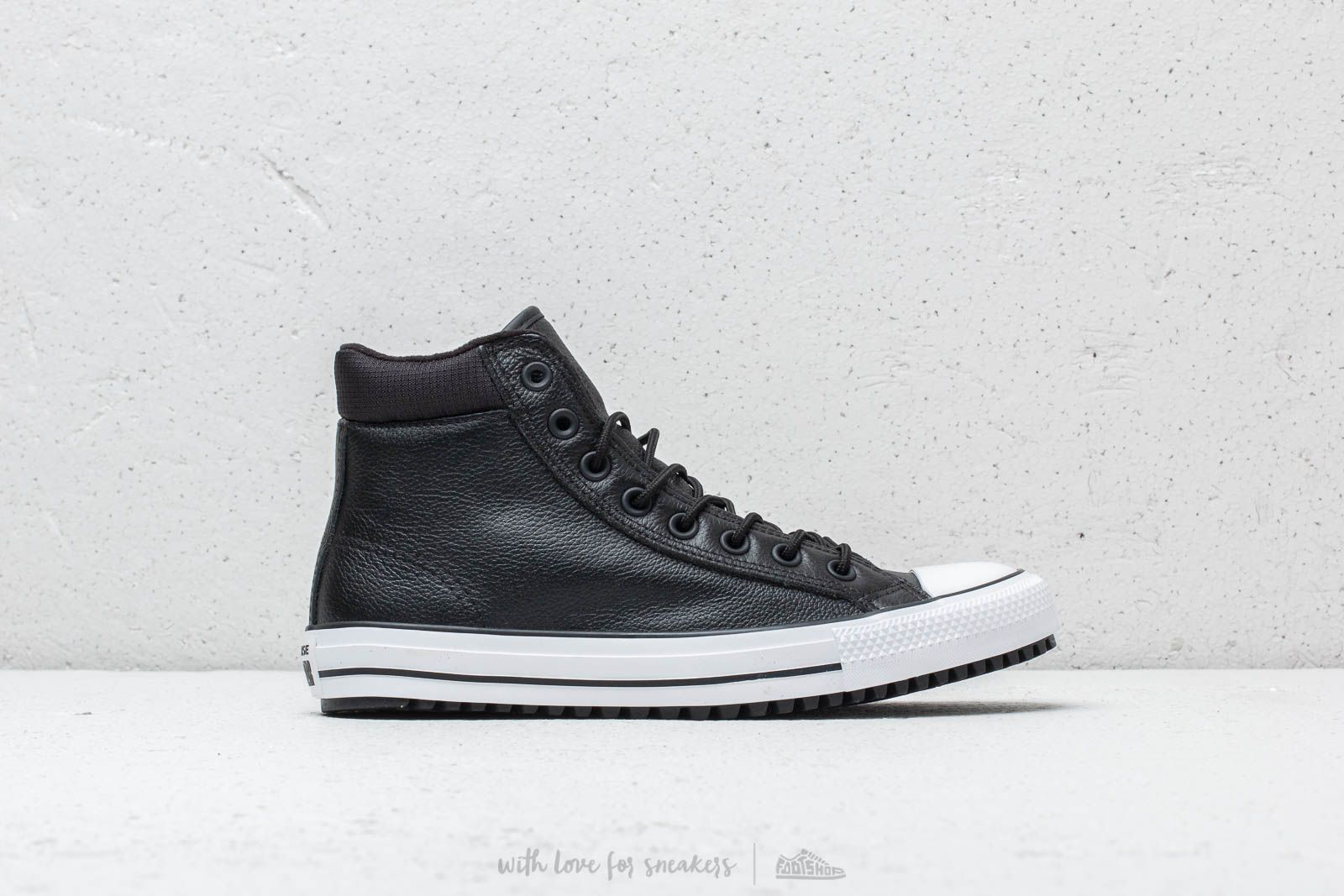 c2d82bebe3a573 Converse Chuck Taylor All Star PC Boot High Black  Black  White at a great
