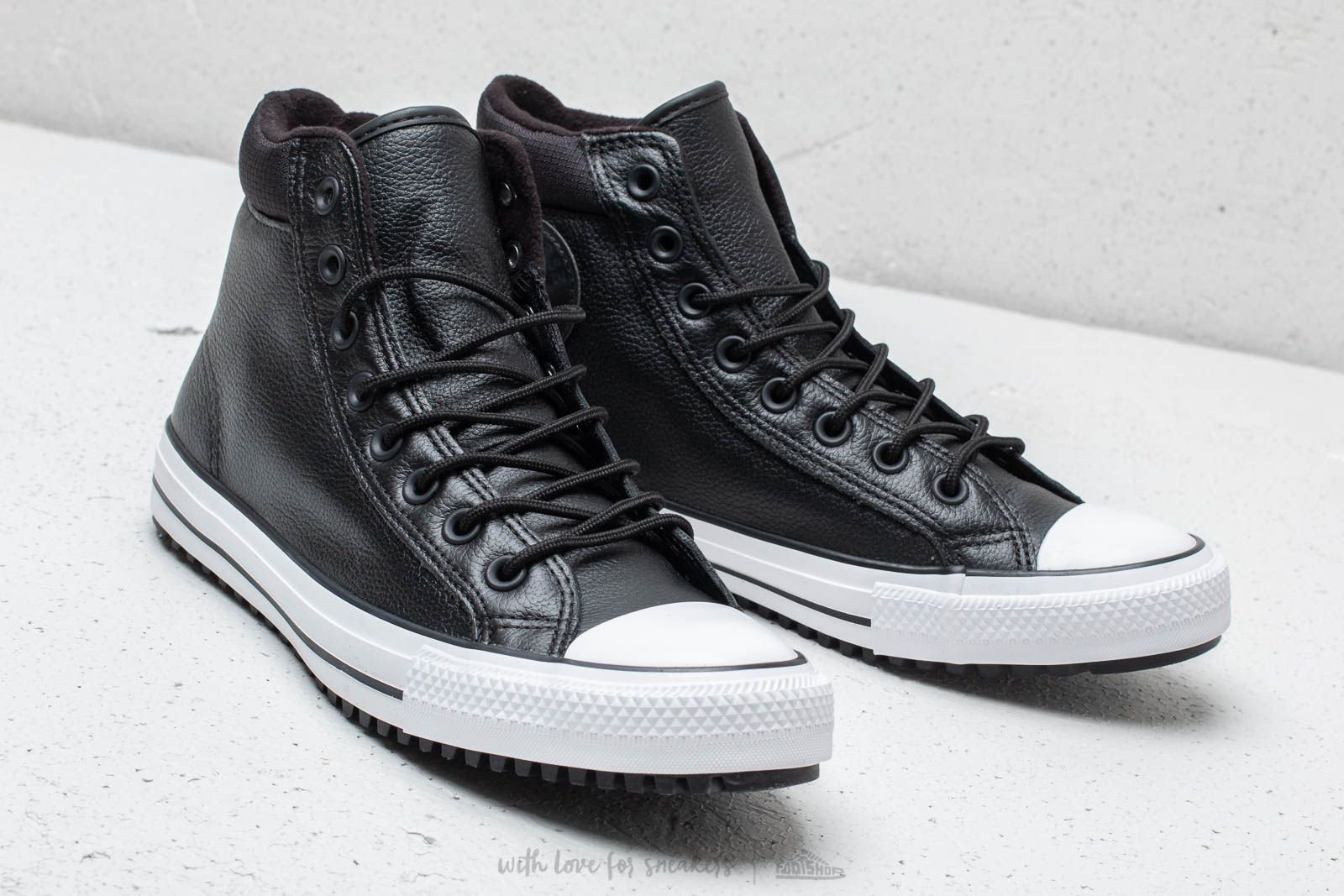 Converse Chuck Taylor All Star PC Boot High Black  Black  White at a great 95fcfa4619c