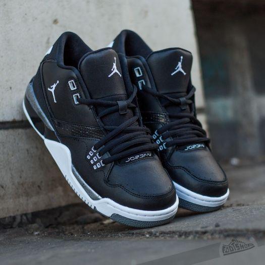 Jordan Flight 23 BG BlackWhiteMetallic Silver | Footshop