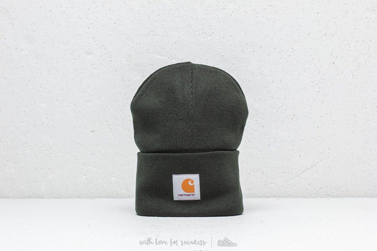 159363b05c1e7 Carhartt WIP Acrylic Watch Hat Loden