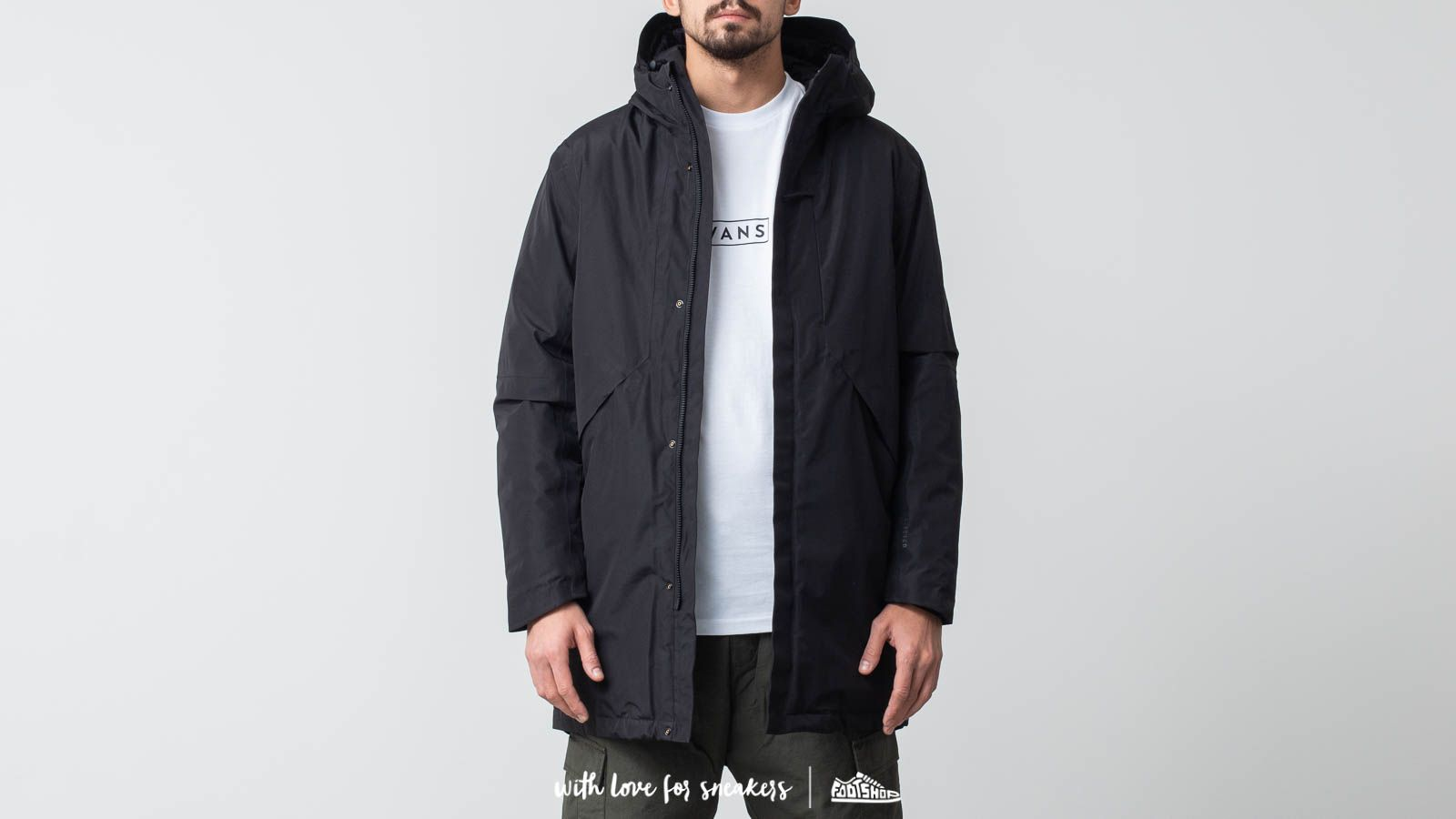 SELECTED Teddy Tech Down Jacket
