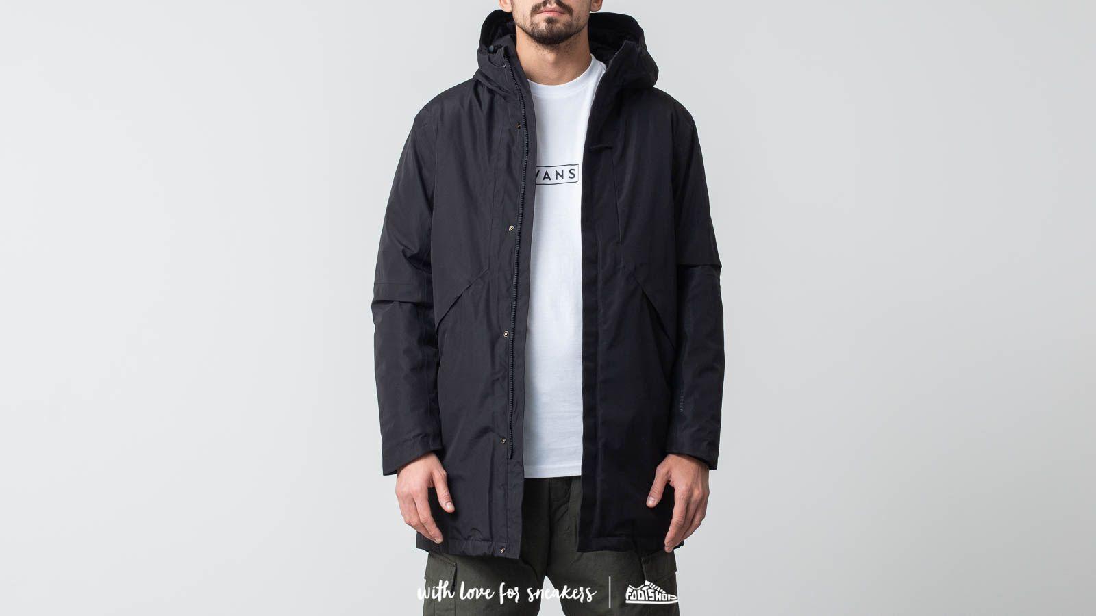 SELECTED Teddy Tech Down Jacket Black za skvělou cenu 4 730 Kč koupíte na Footshop.cz