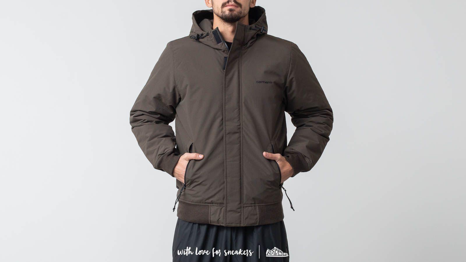 Carhartt WIP Kodiak Blouson Jacket Cypress/ Black za skvělou cenu 2 720 Kč koupíte na Footshop.cz