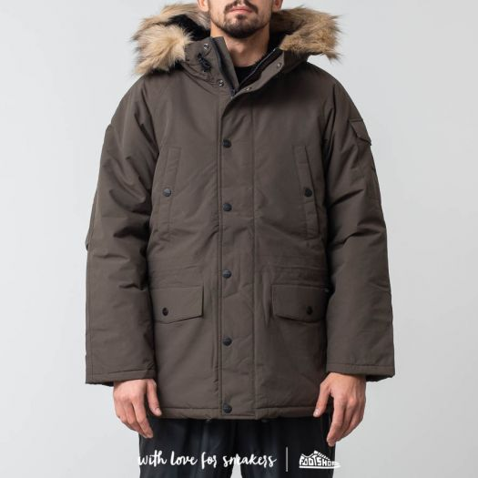 new lifestyle nice cheap outlet Carhartt WIP Anchorage Parka Cypress/ Black | Footshop