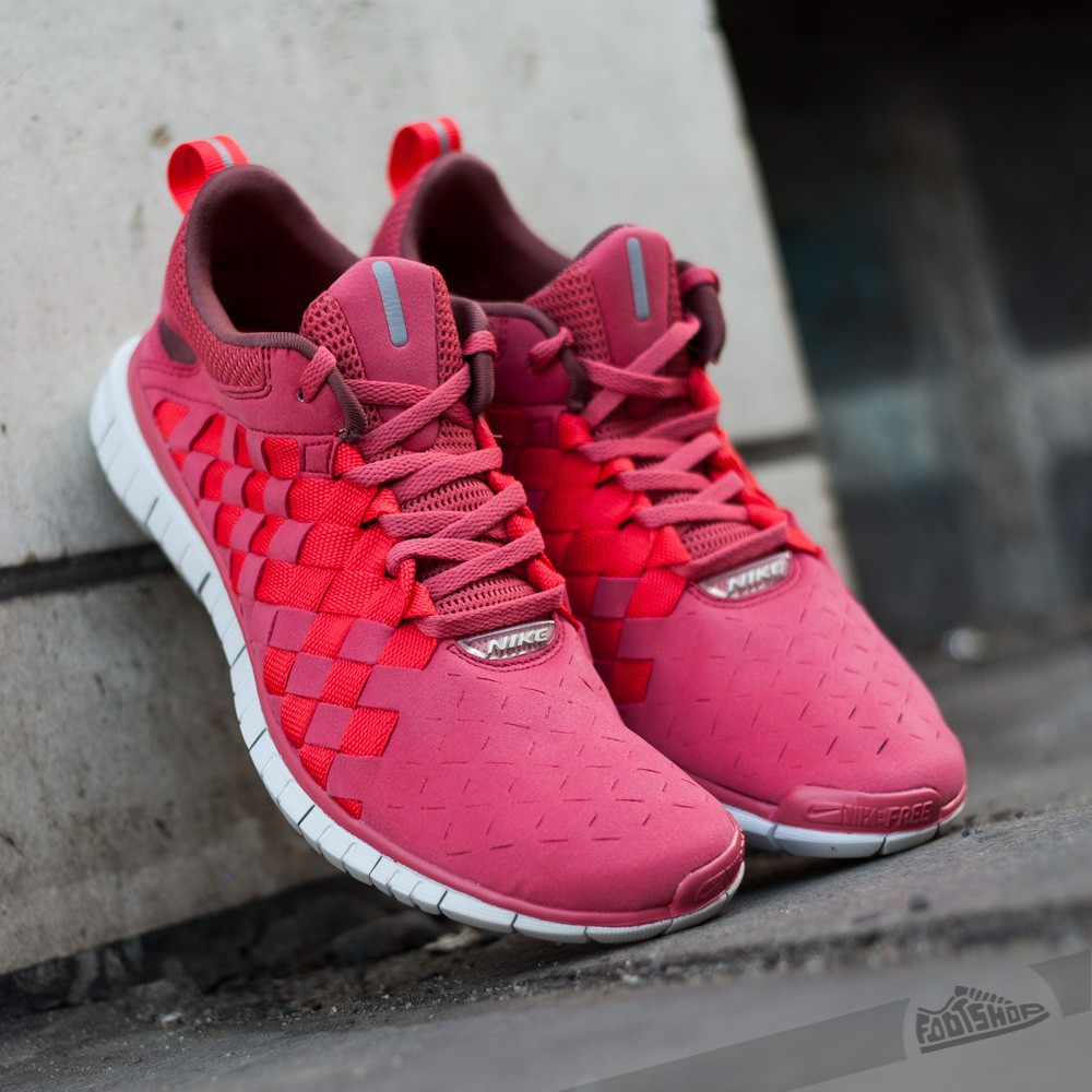 the best attitude bd2c9 38448 Nike Free OG 14 Woven Pueblo Red