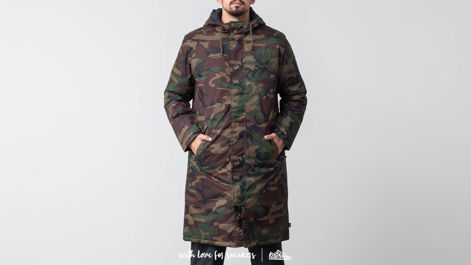 Bundy a kabáty Vans Hawthorn MTE Camo