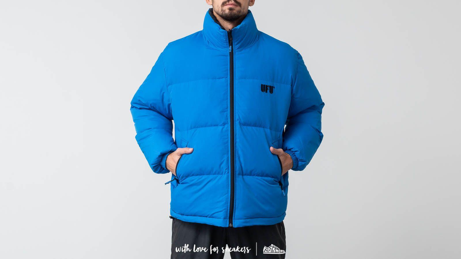 Used Future Universal Reversible Sup Puffer Down Jacket Blue za skvělou cenu 5 790 Kč koupíte na Footshop.cz