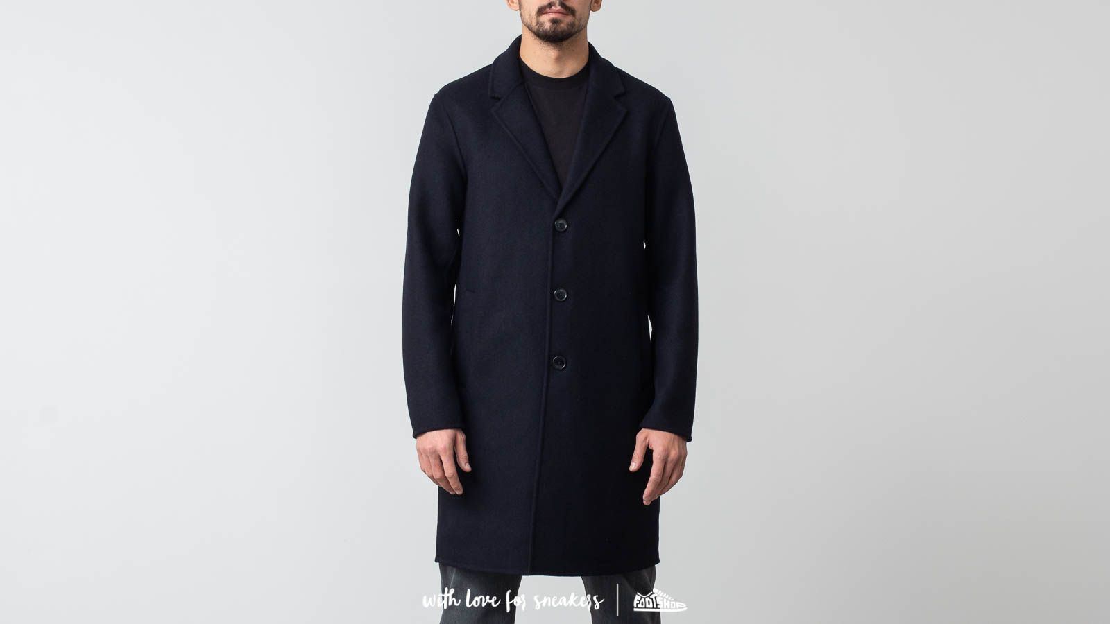 SELECTED Hand Stitched Coat