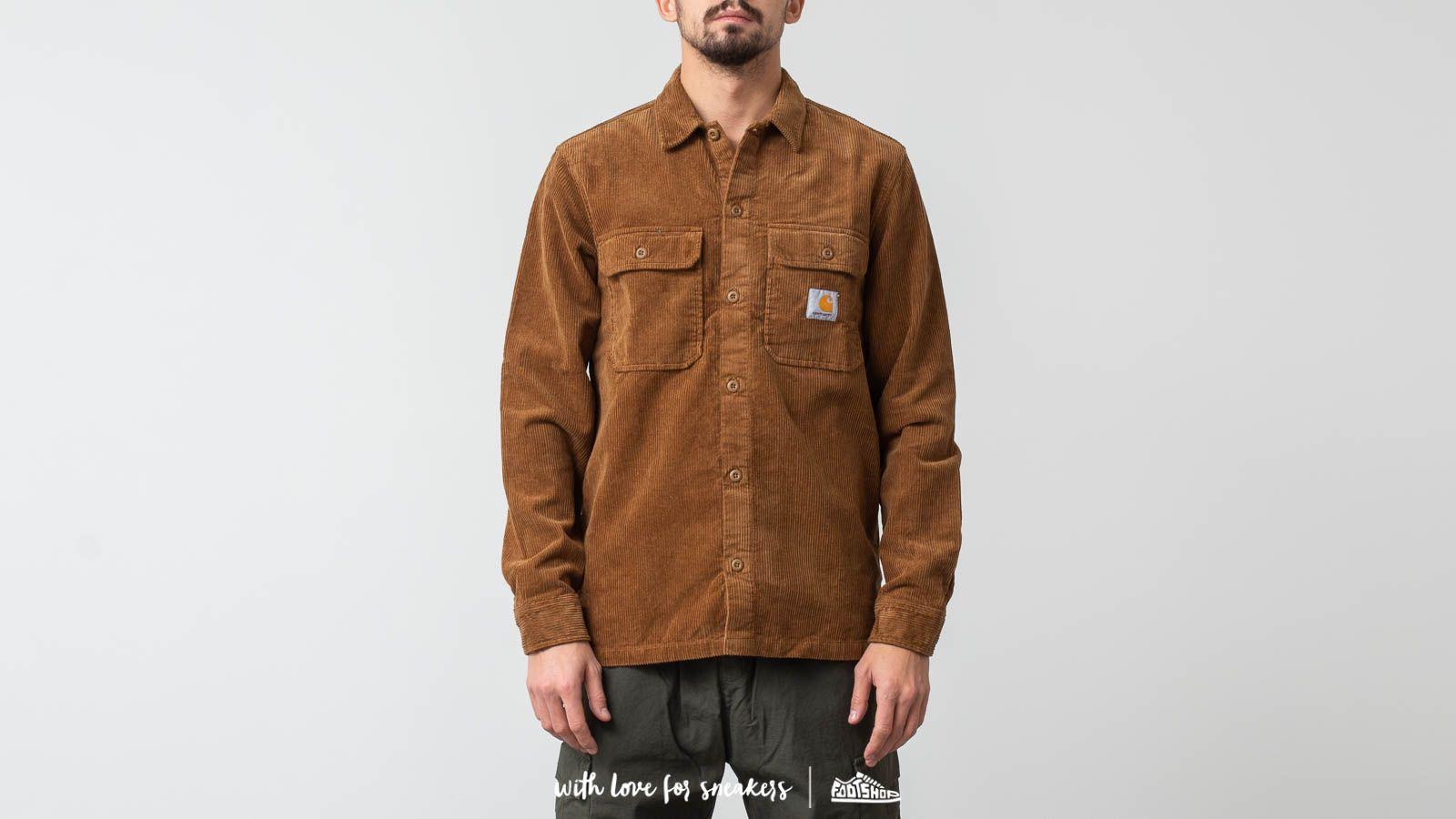 Carhartt WIP Longsleeve Swinton Shirt