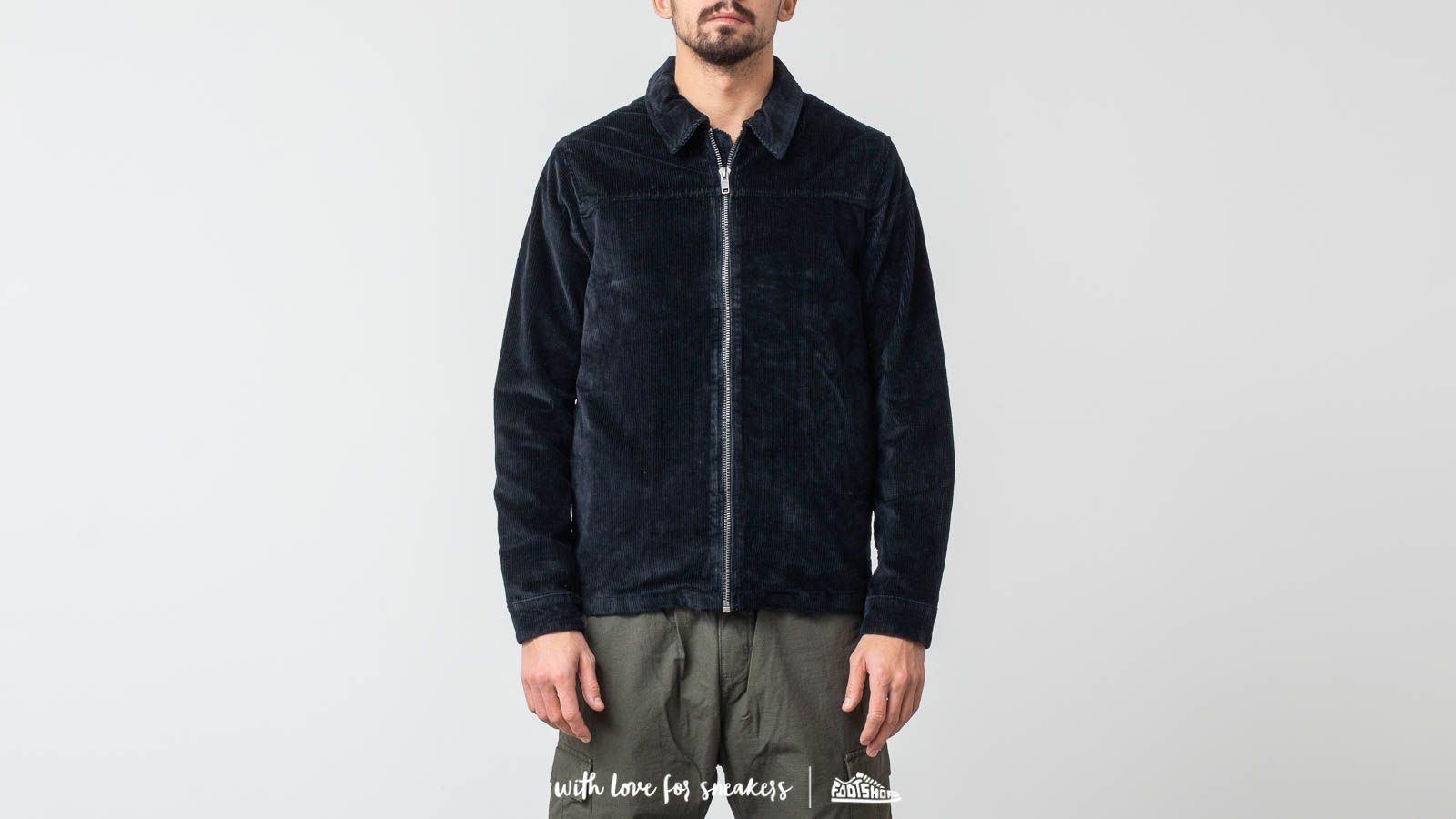 SELECTED Ryan Cord Jacket Navy Blazer at a great price 113 лв купете в Footshop