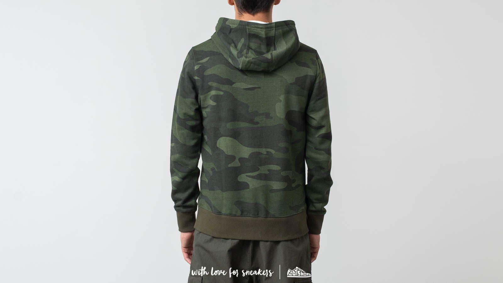 945f476cdd27 Oakley Street Logo Hooded Fleece Hoodie Core Camo