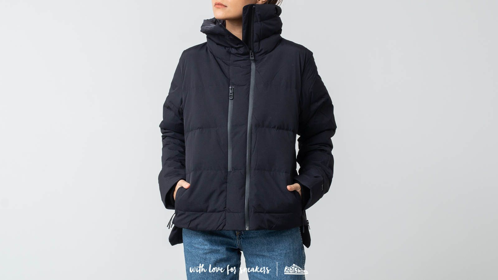 Helly Hansen W Beloved Down Jacket Black