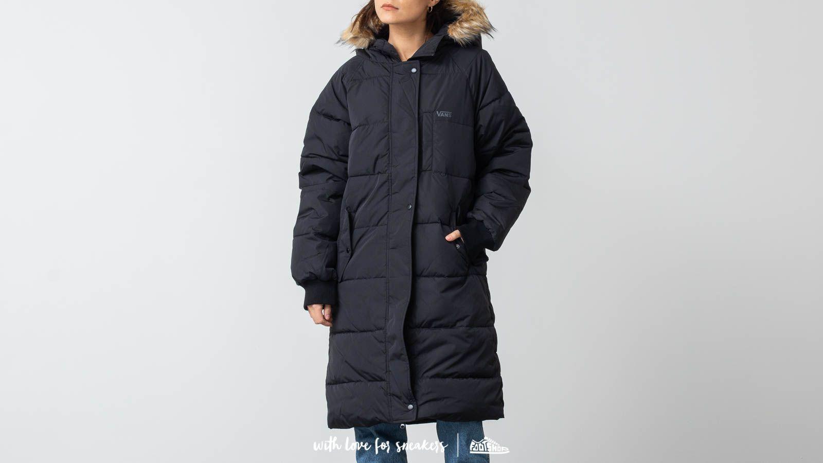 Vans Pullman Puffer MTE Jacket Black za skvělou cenu 2 780 Kč koupíte na Footshop.cz
