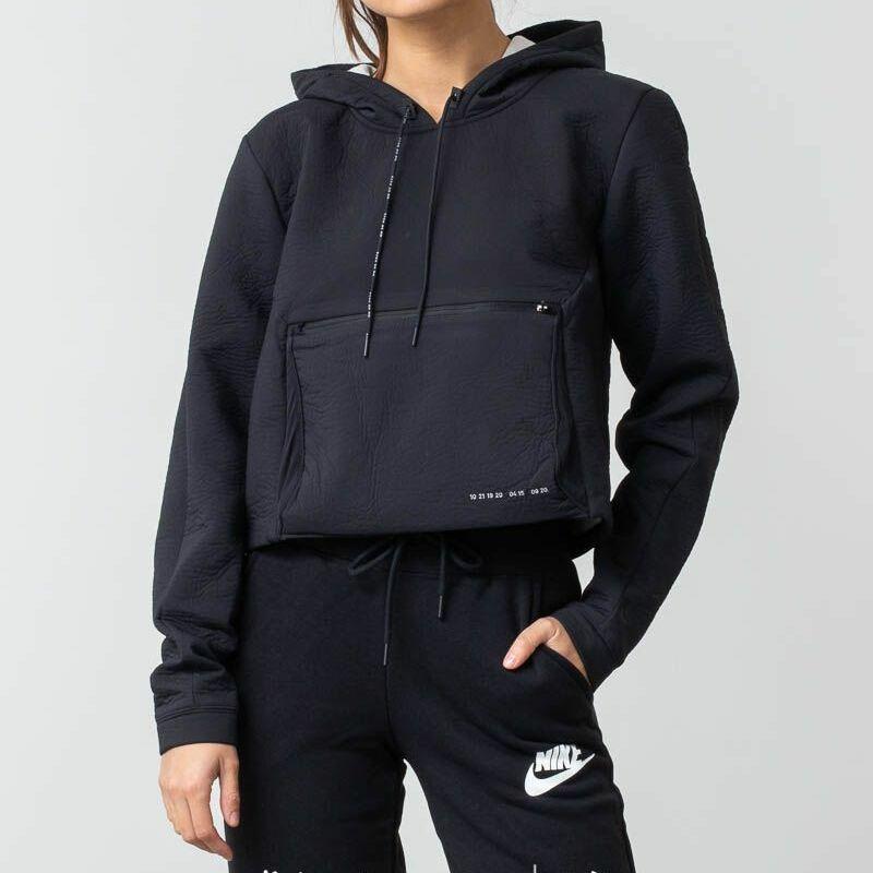 Nike Sportswear Tech Pack Hoodie Packable Black