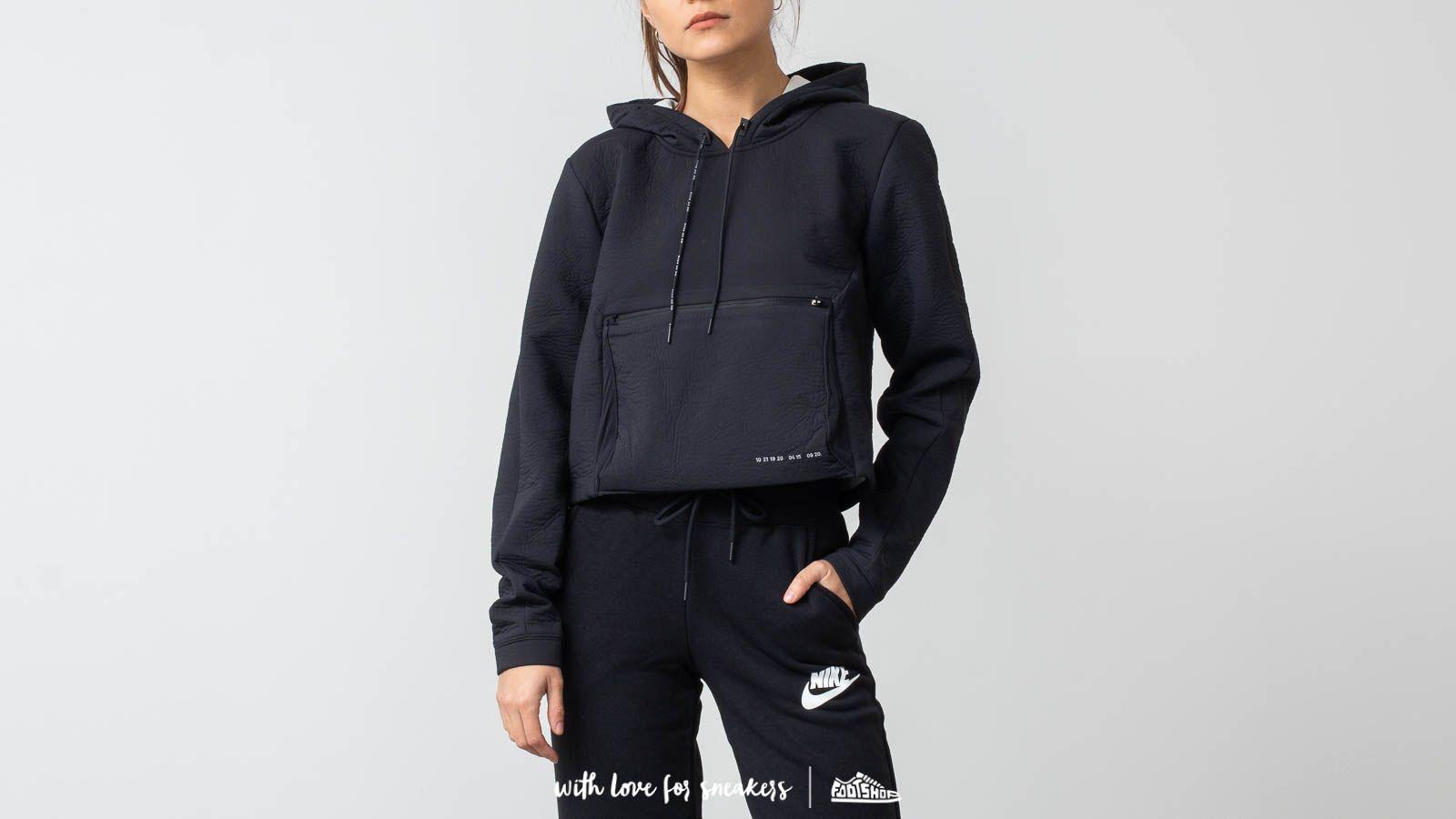 Nike Sportswear Tech Pack Hoodie Packable Black za skvělou cenu 1 610 Kč koupíte na Footshop.cz