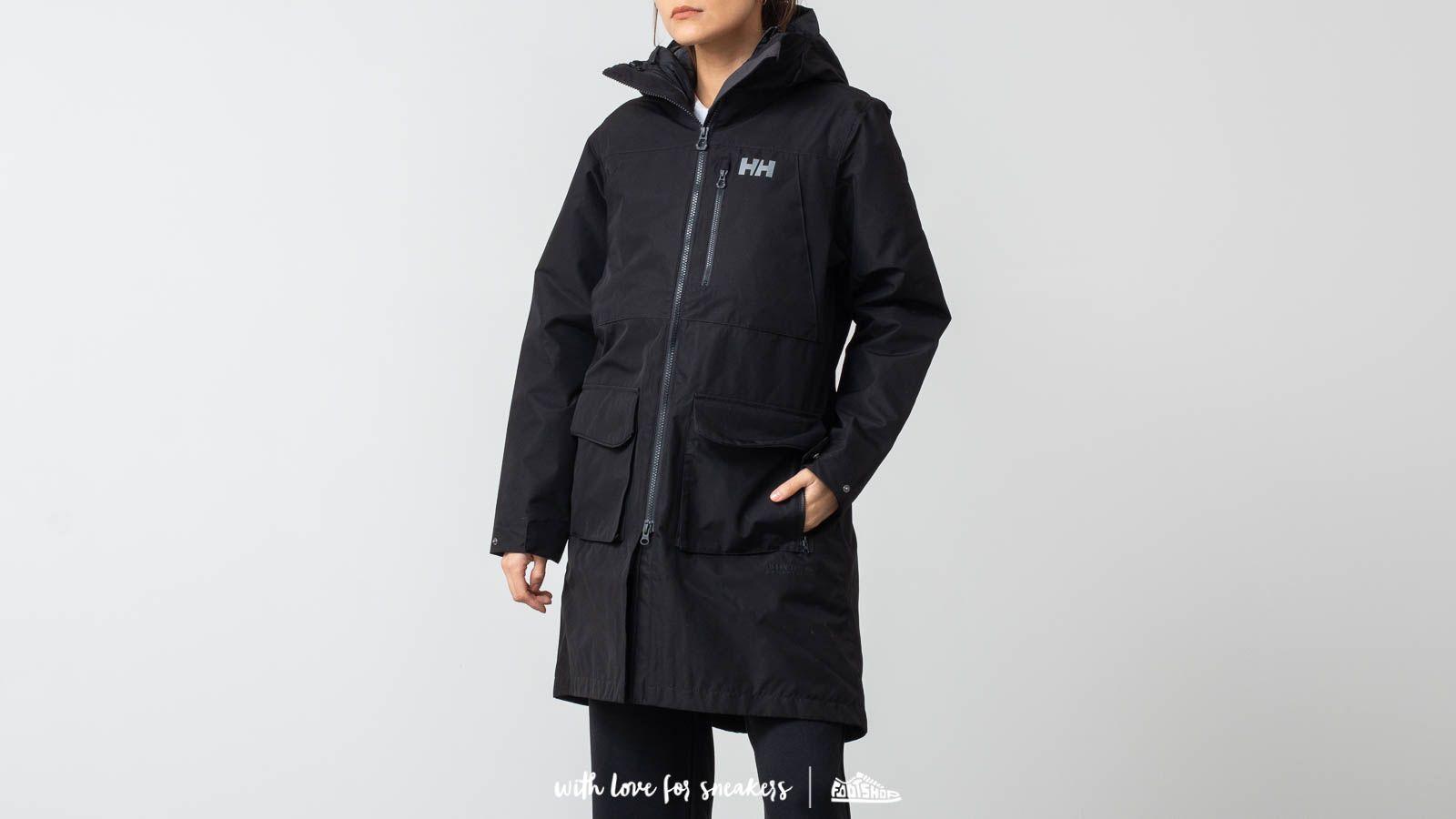 Helly Hansen Rigging Coat Black za skvělou cenu 4 990 Kč koupíte na Footshop.cz