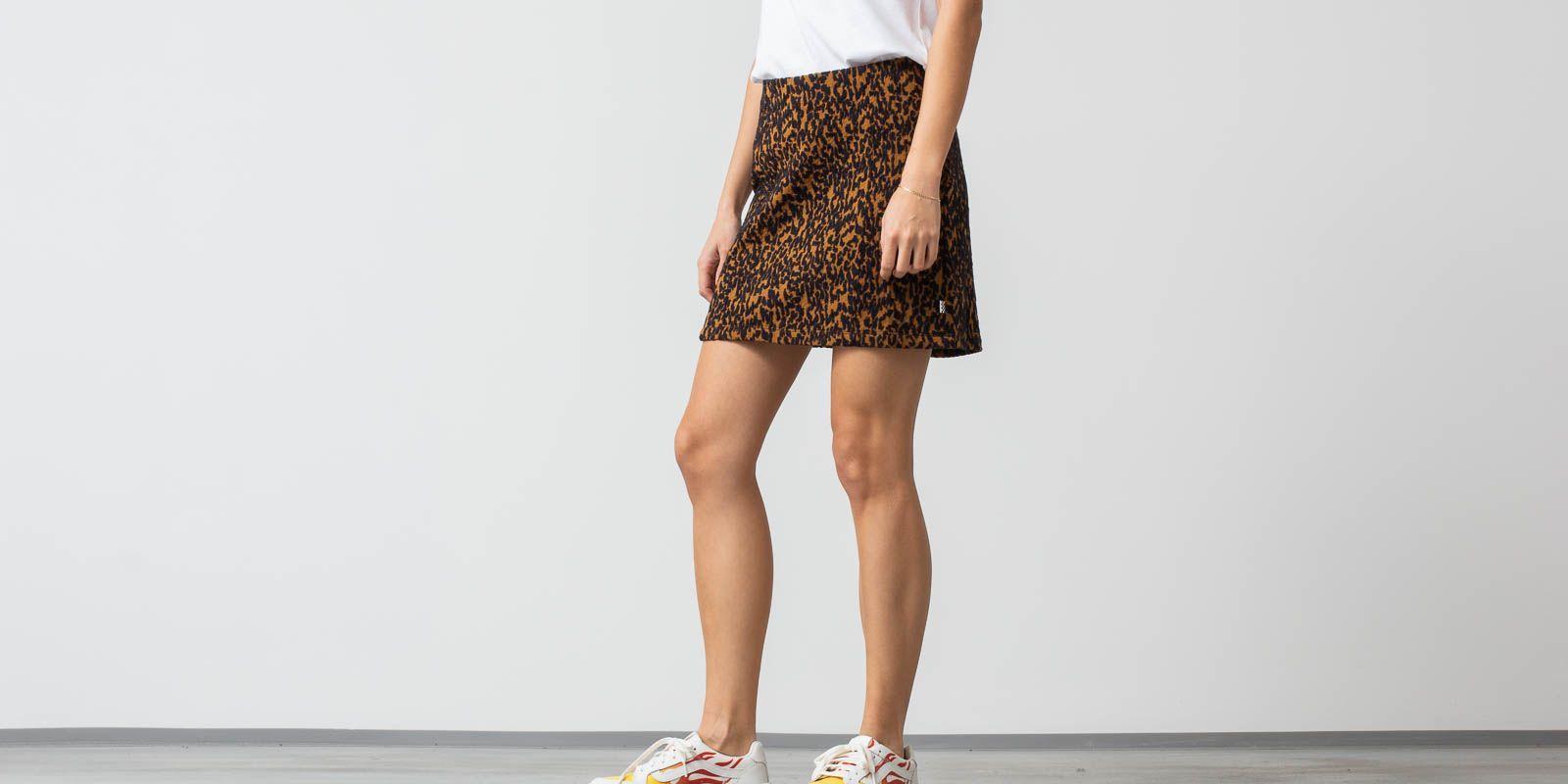 Vans Dusk Skirt Leopard, Brown