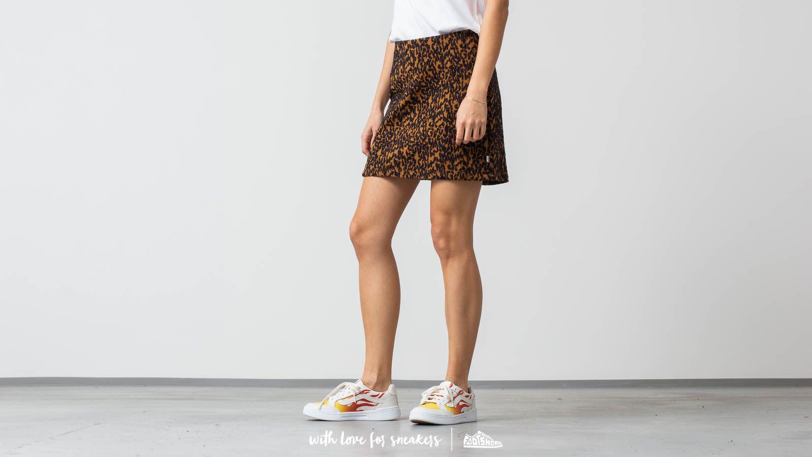 Vans Dusk Skirt Leopard za skvělou cenu 590 Kč koupíte na Footshop.cz