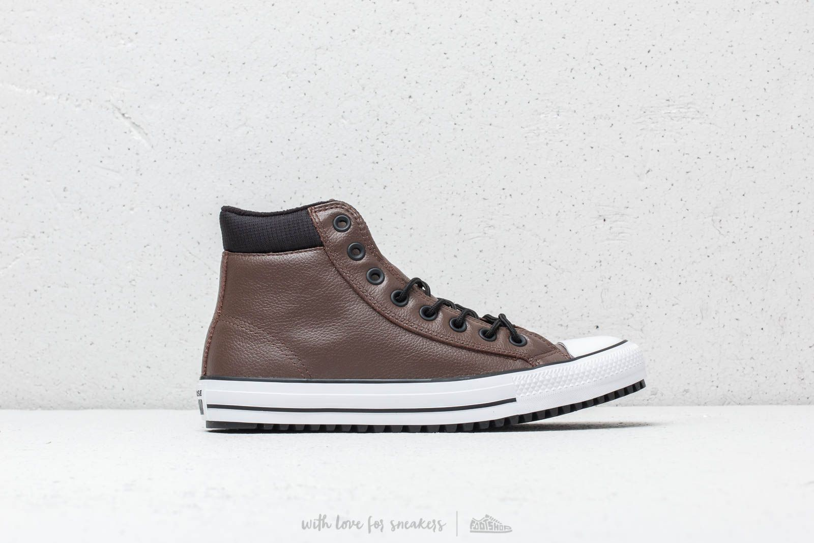 4b46101a83ed Converse Chuck Taylor All Star PC Boot Hi Chocolate  Black  White at a great