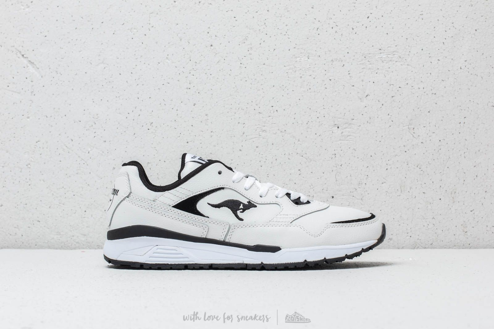 98567a1f KangaROOS Ultimate White/ Jet Black at a great price 77 € buy at Footshop