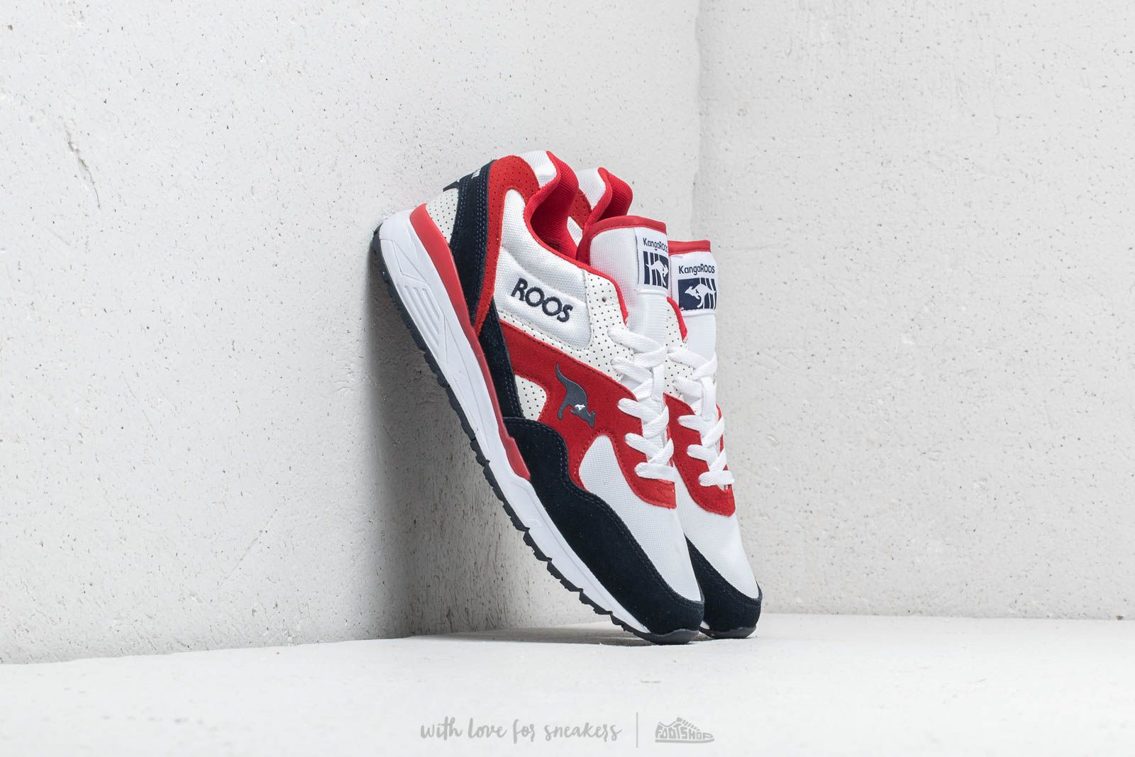 KangaROOS Runaway ROOS 002 Red/ Eclipse at a great price 102 € bestell bei Footshop