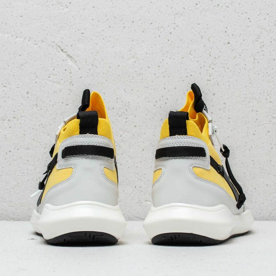 Diadora Mi Basket 48 Ema Sunflower, Yellow