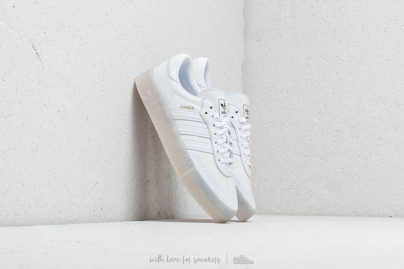 quality design bc866 563ff adidas Sambarose W Ftw White Ftw White Ftw White at a great price 99