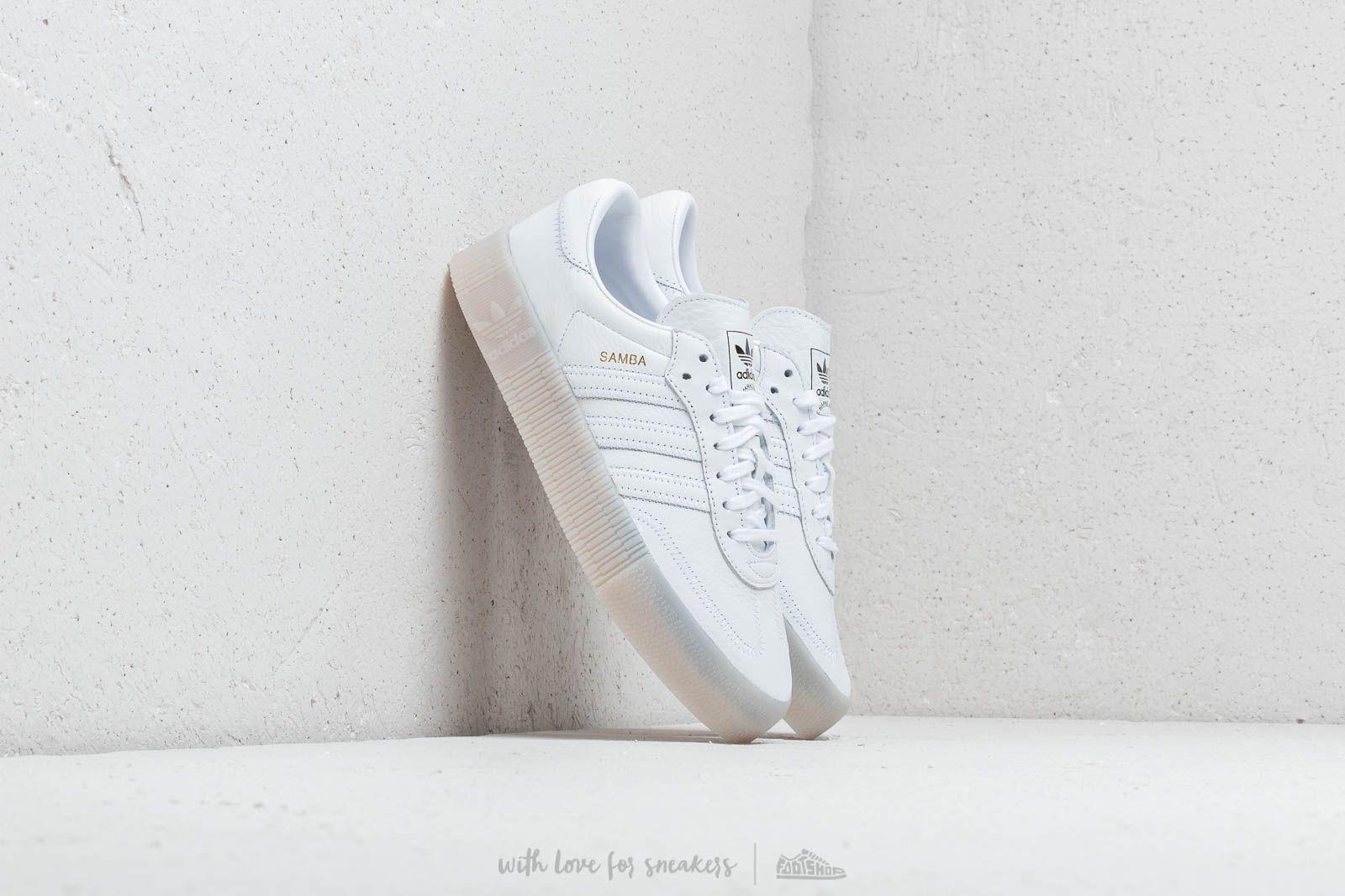 4b84d41076 adidas Sambarose W Ftw White/ Ftw White/ Ftw White | Footshop