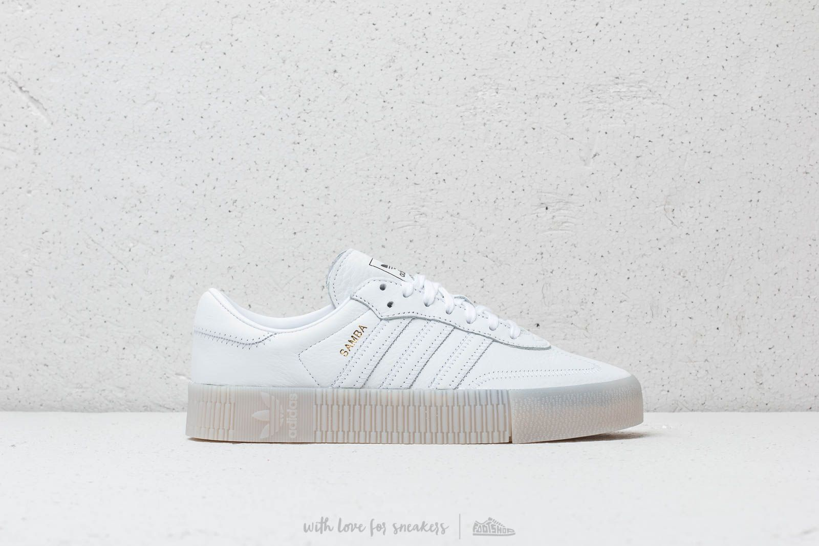 926a3954193601 adidas Sambarose W Ftw White  Ftw White  Ftw White at a great price £