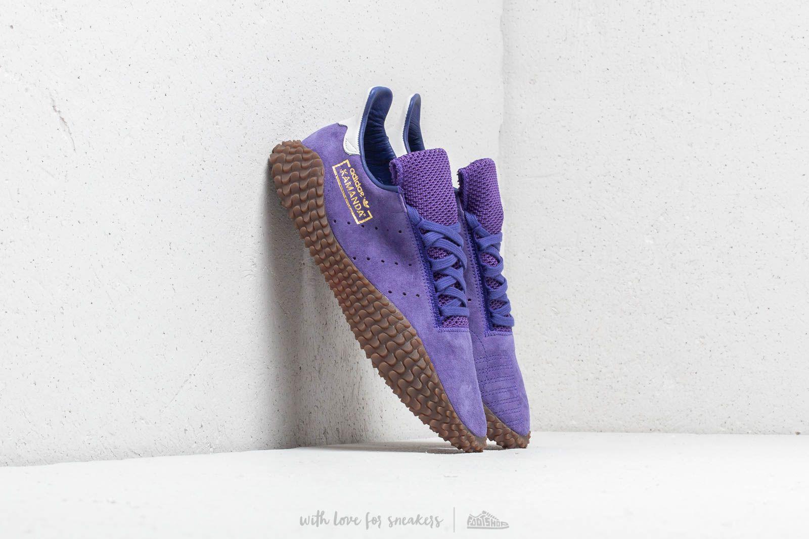 adidas Kamanda 01 Energy Ink/ Energy Ink/ Crystal White za skvělou cenu 2 440 Kč koupíte na Footshop.cz