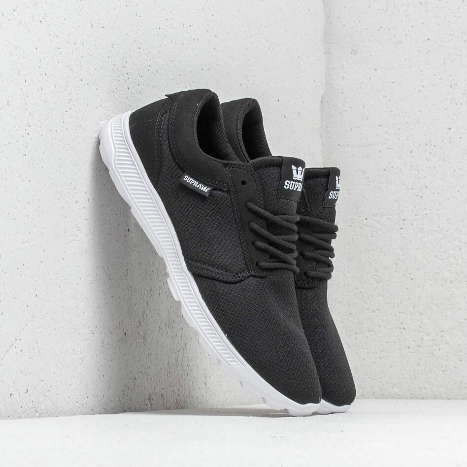 Supra Hammer Run Black/ White-White EUR 44.5