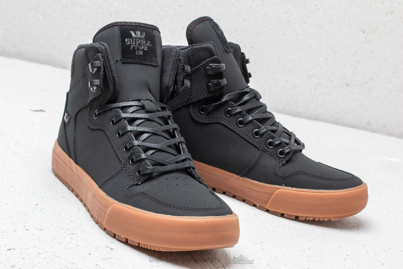 shoes Supra Vaider Cold Weather Black