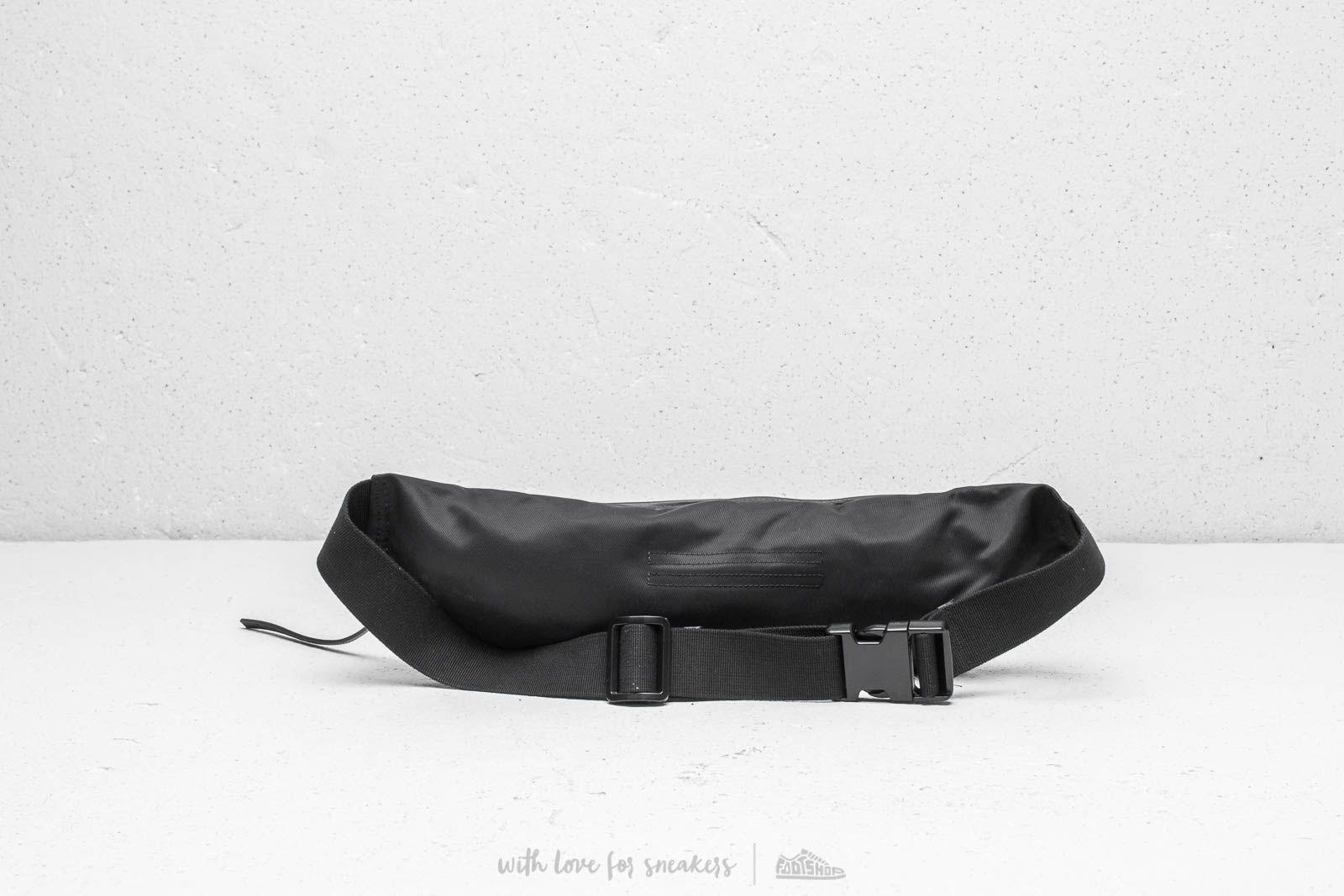 d4728f787 Rick Owens DRKSHDW Belt Bag Black at a great price £189 buy at Footshop