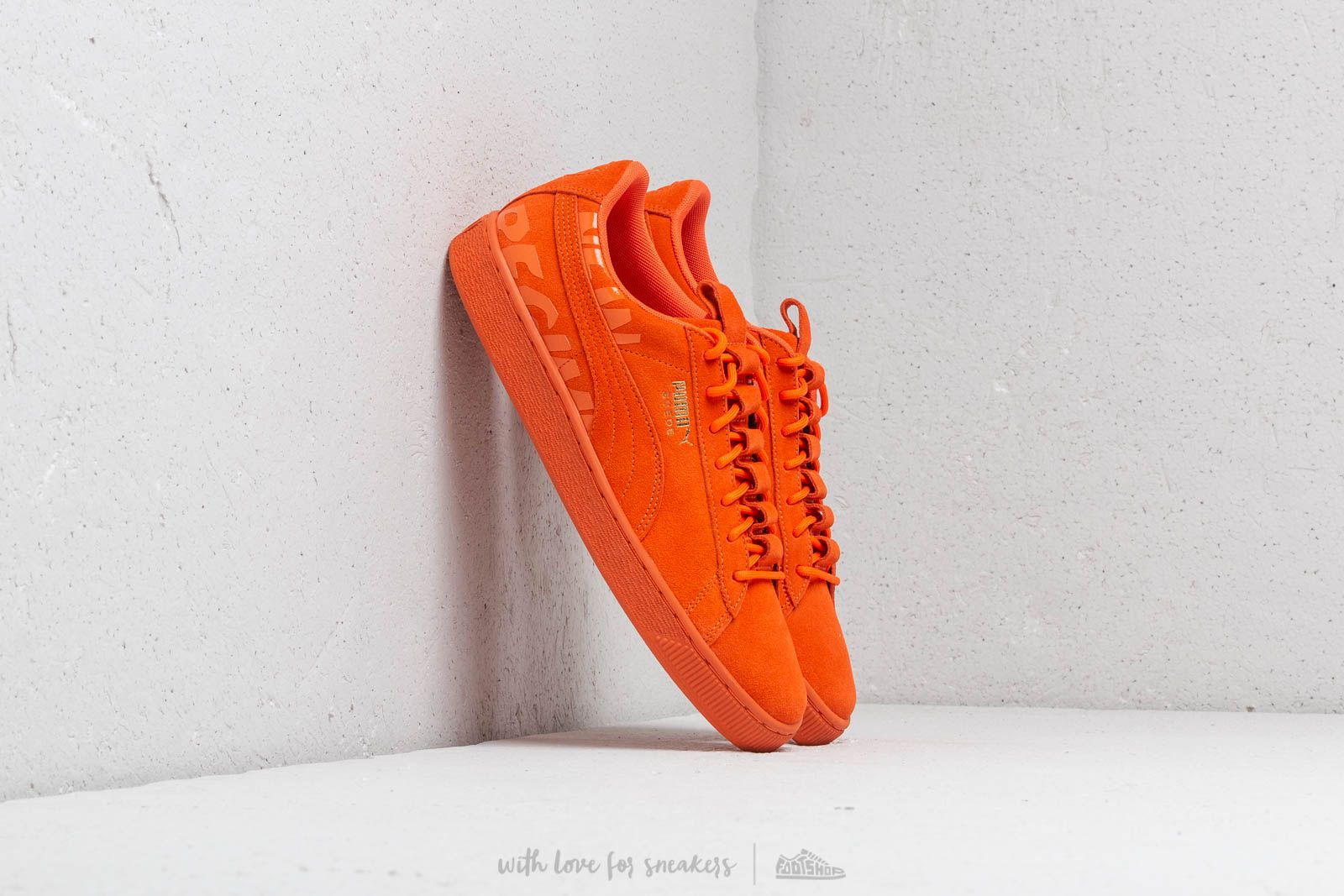 Puma x Atelier New Regime Suede Scarlet Ibis  Scarlet Ibis at a great price  110 0c28a6340