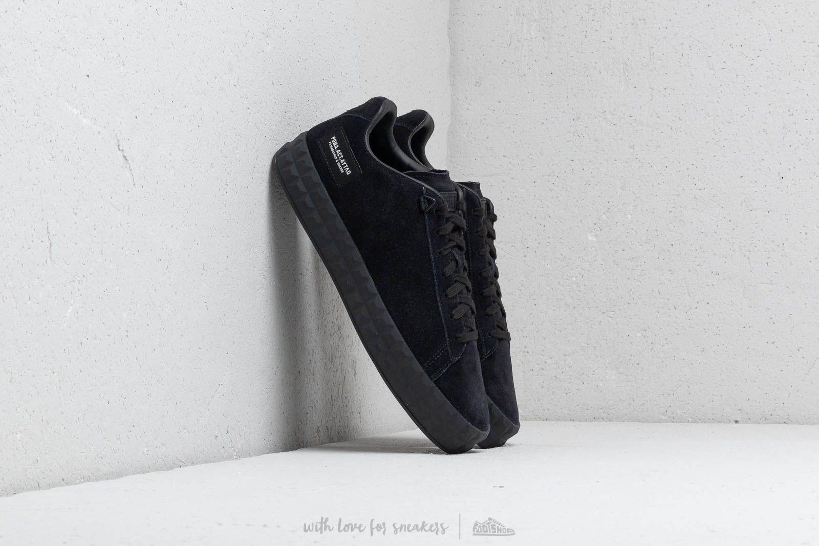 pestillo Canguro Arreglo  Men's shoes Puma x Outlaw Moscow Court Platform Puma Black