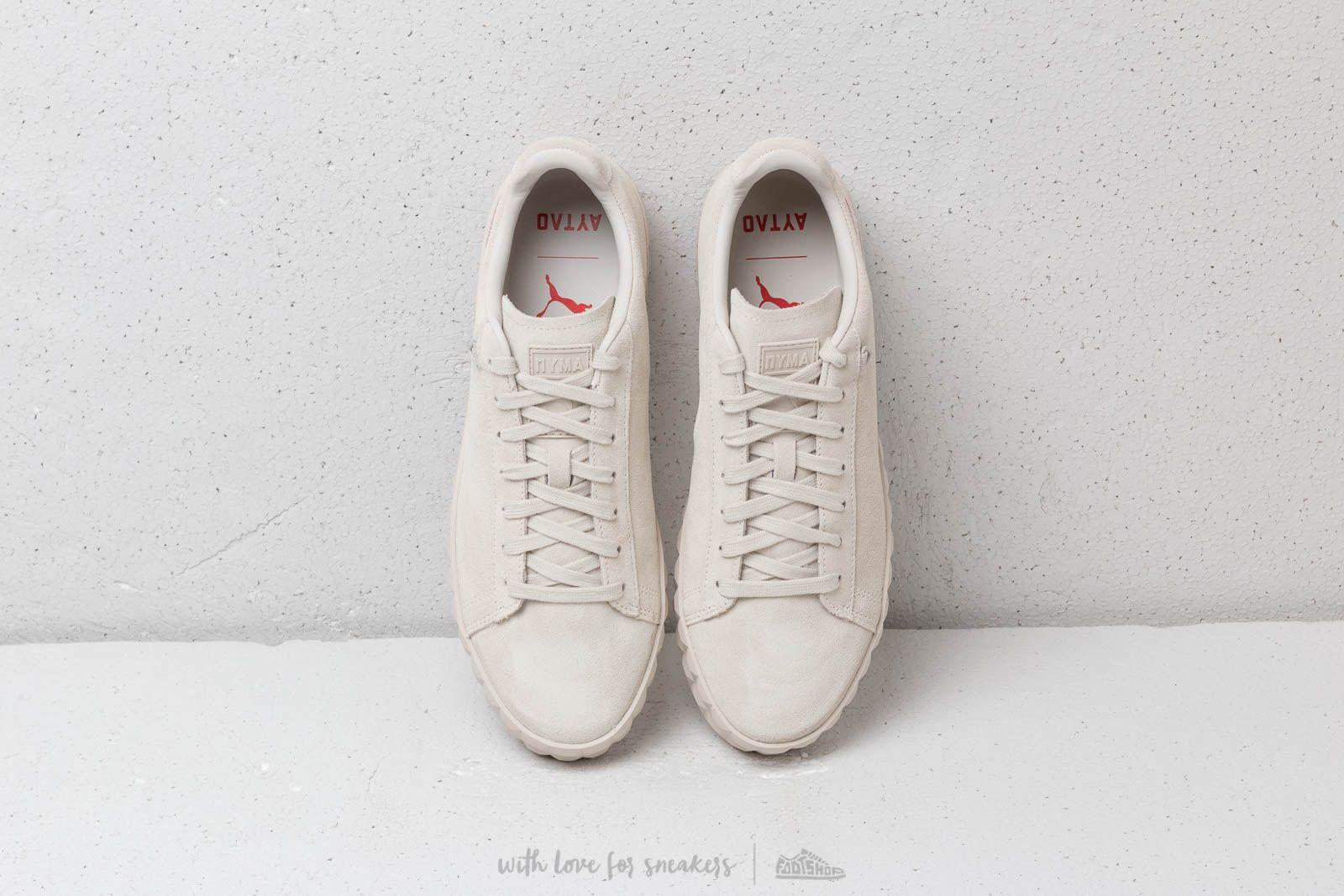 Eliminar Industrializar ocupado  Men's shoes Puma x Outlaw Moscow Court Platform Moonbeam | Footshop