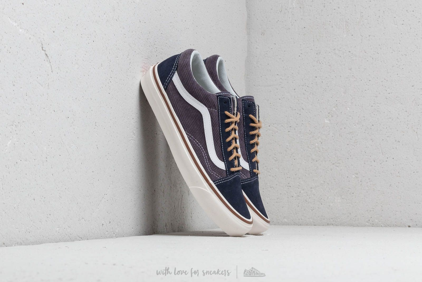 Vans Old Skool 36 DX (Anaheim Factory) Og Navy