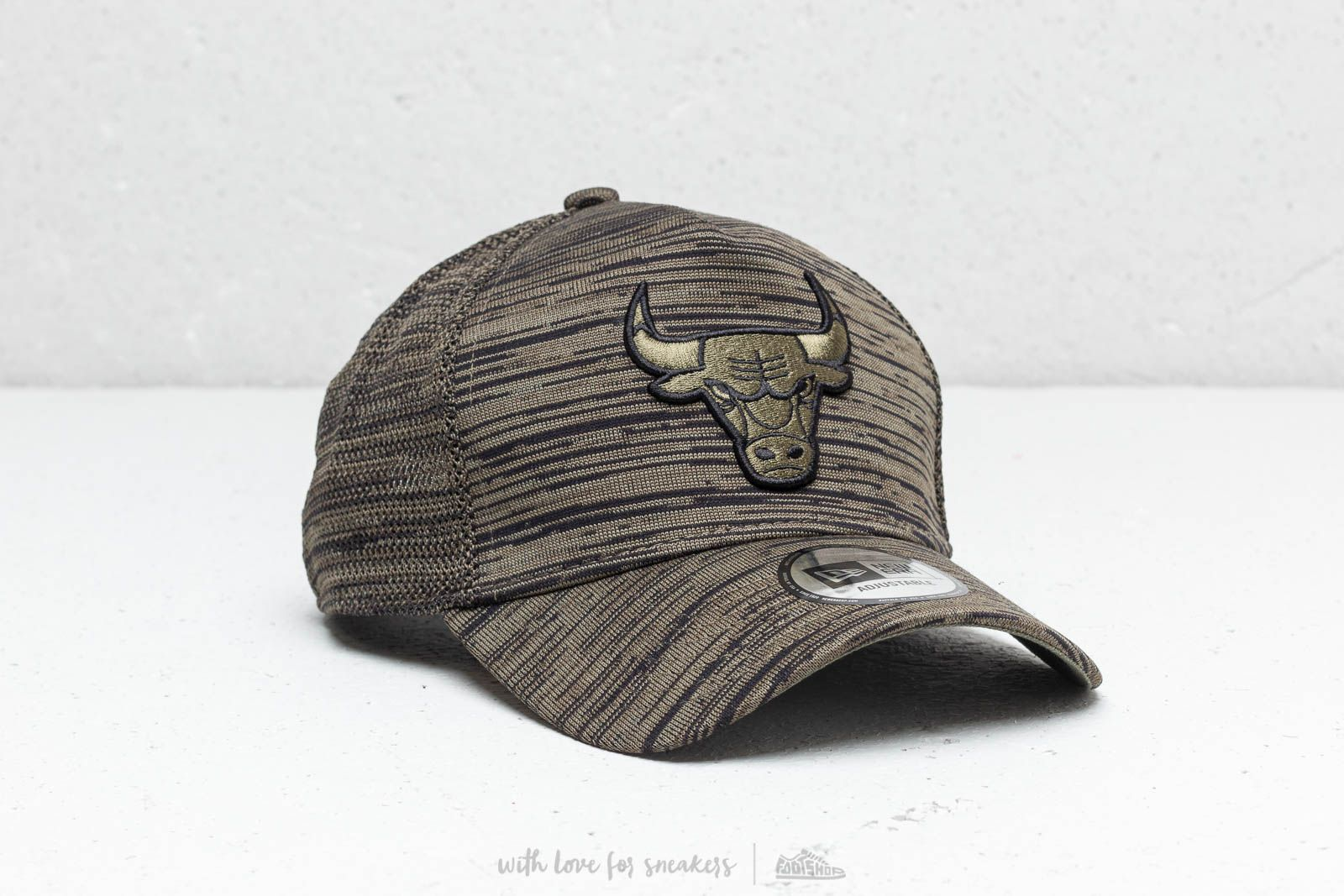 New Era Chicago Bulls Engineered Afra Cap