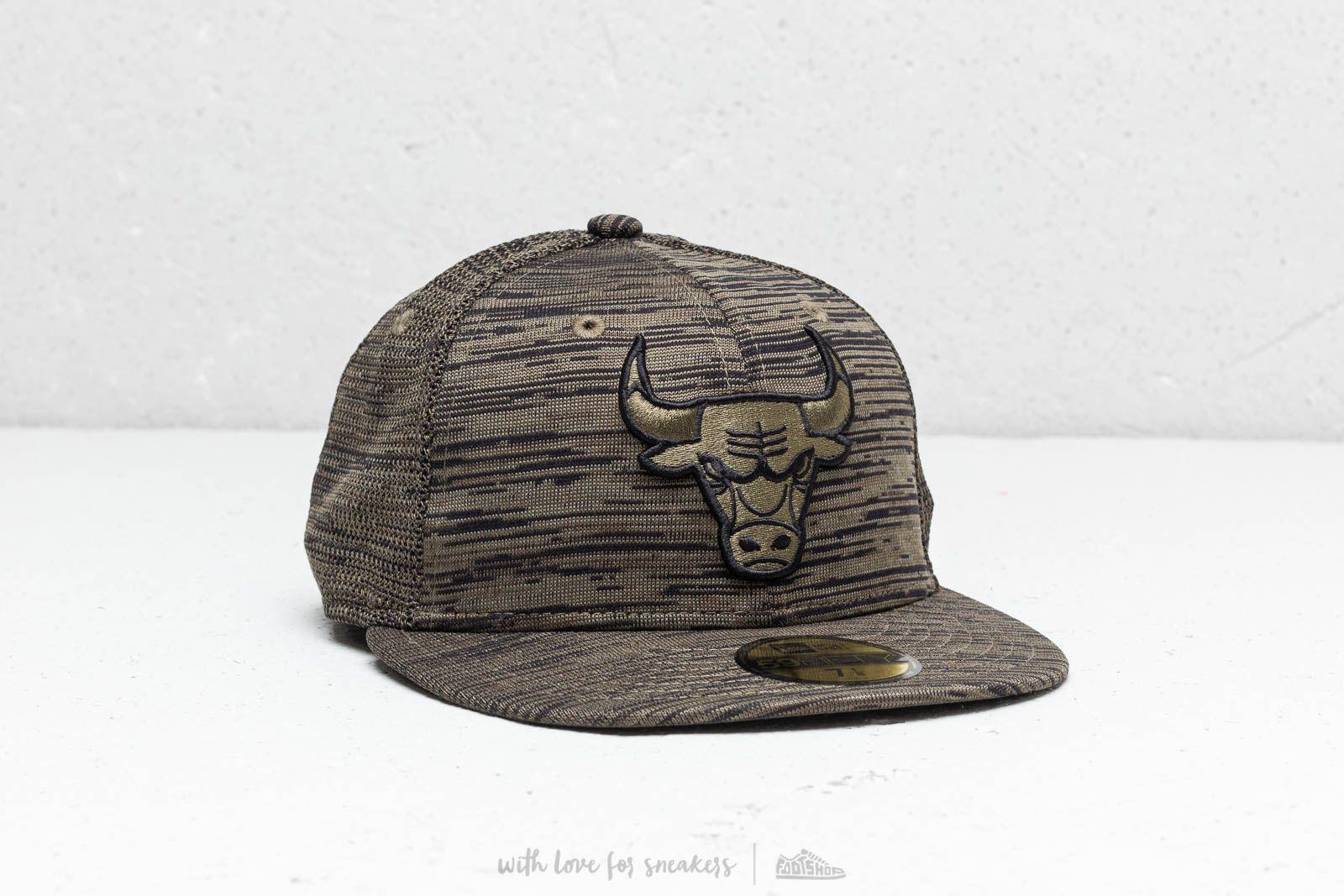 New Era 59Fifty Chicago Bulls Engineered Cap
