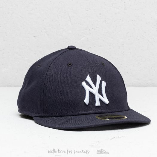 95cb224298b82 New Era 59Fifty Low Profile Mini Logo New York Yankees Cap Navy ...