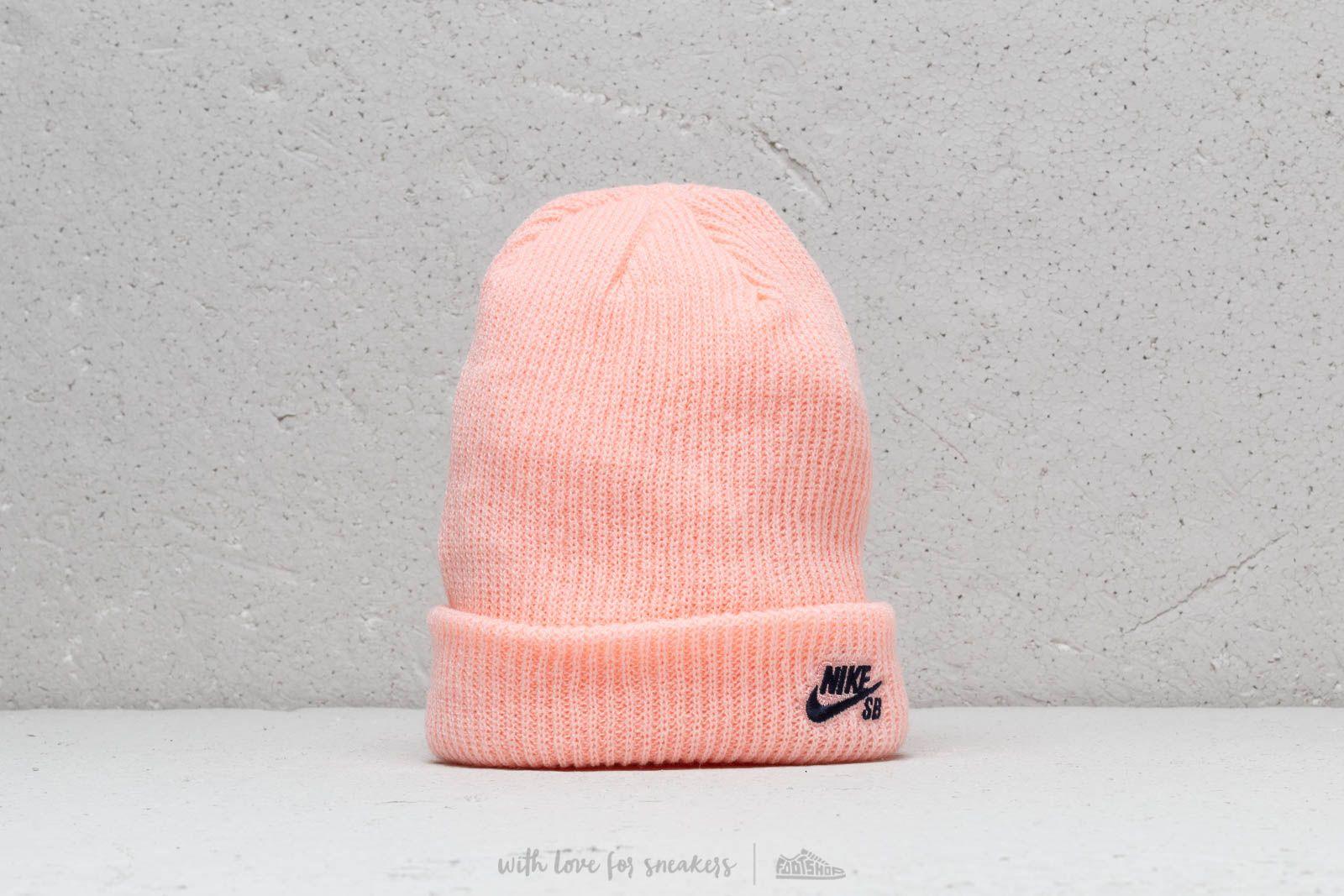 82139b767ed8f Nike SB Fisherman Hat Storm Pink  Obsidian