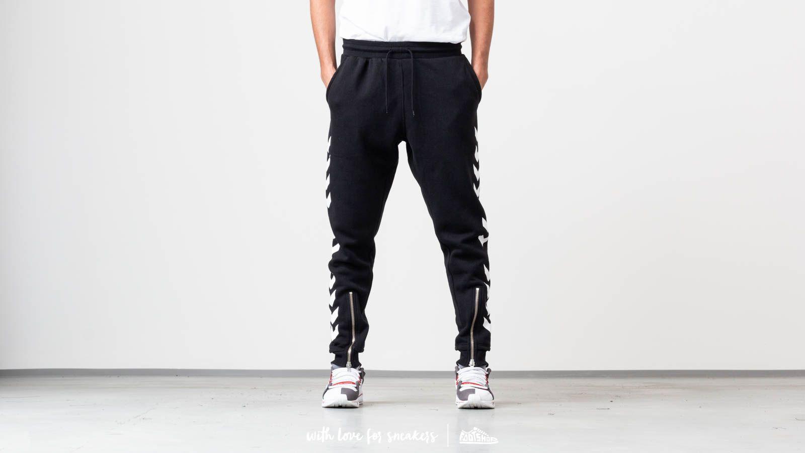 Hummel x 424 II Terry Cotton Pants Black za skvělou cenu 1 740 Kč koupíte na Footshop.cz