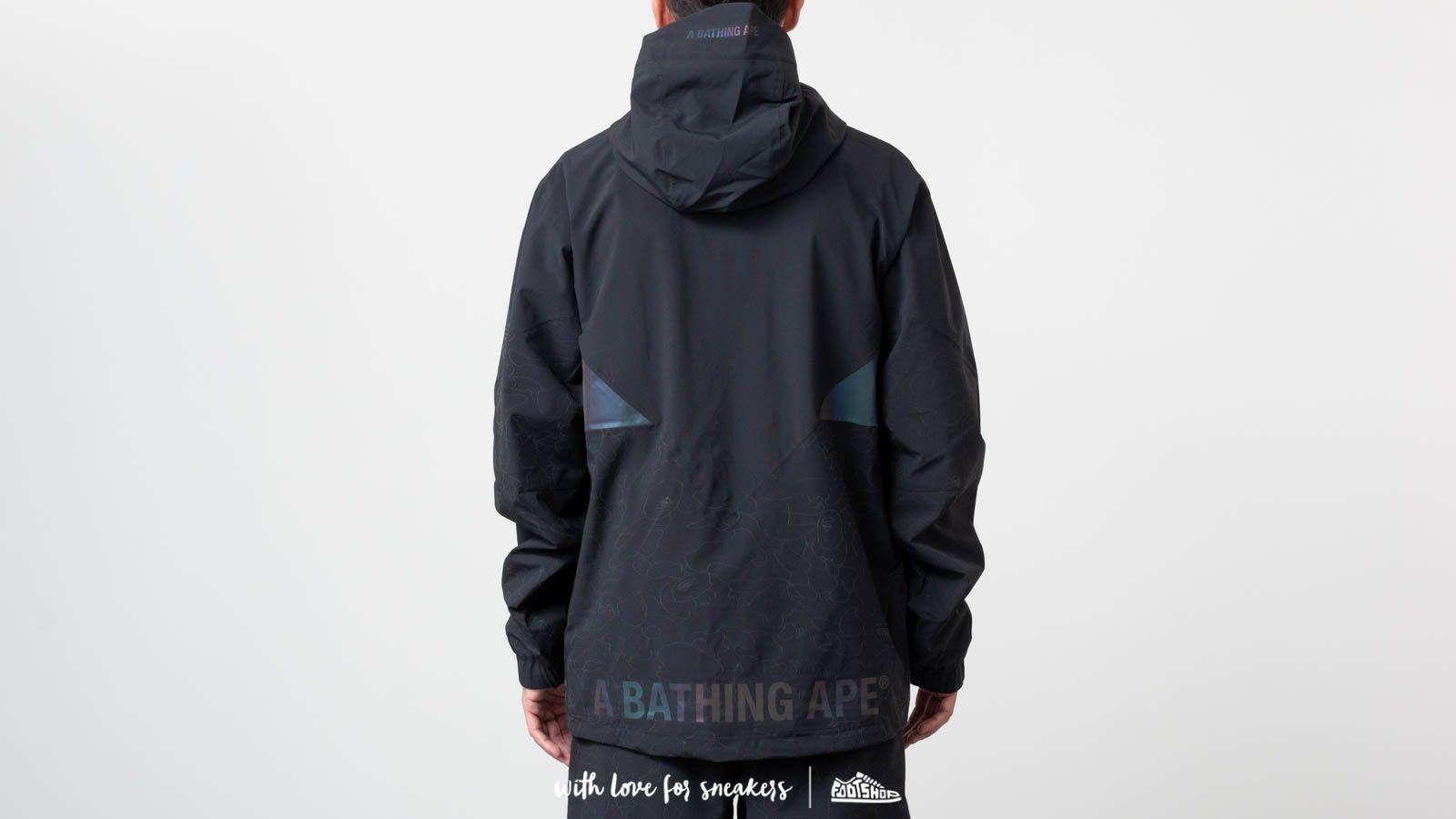 san francisco e817b 110cd adidas x BAPE Snow Jacket Black at a great price £540 buy at Footshop
