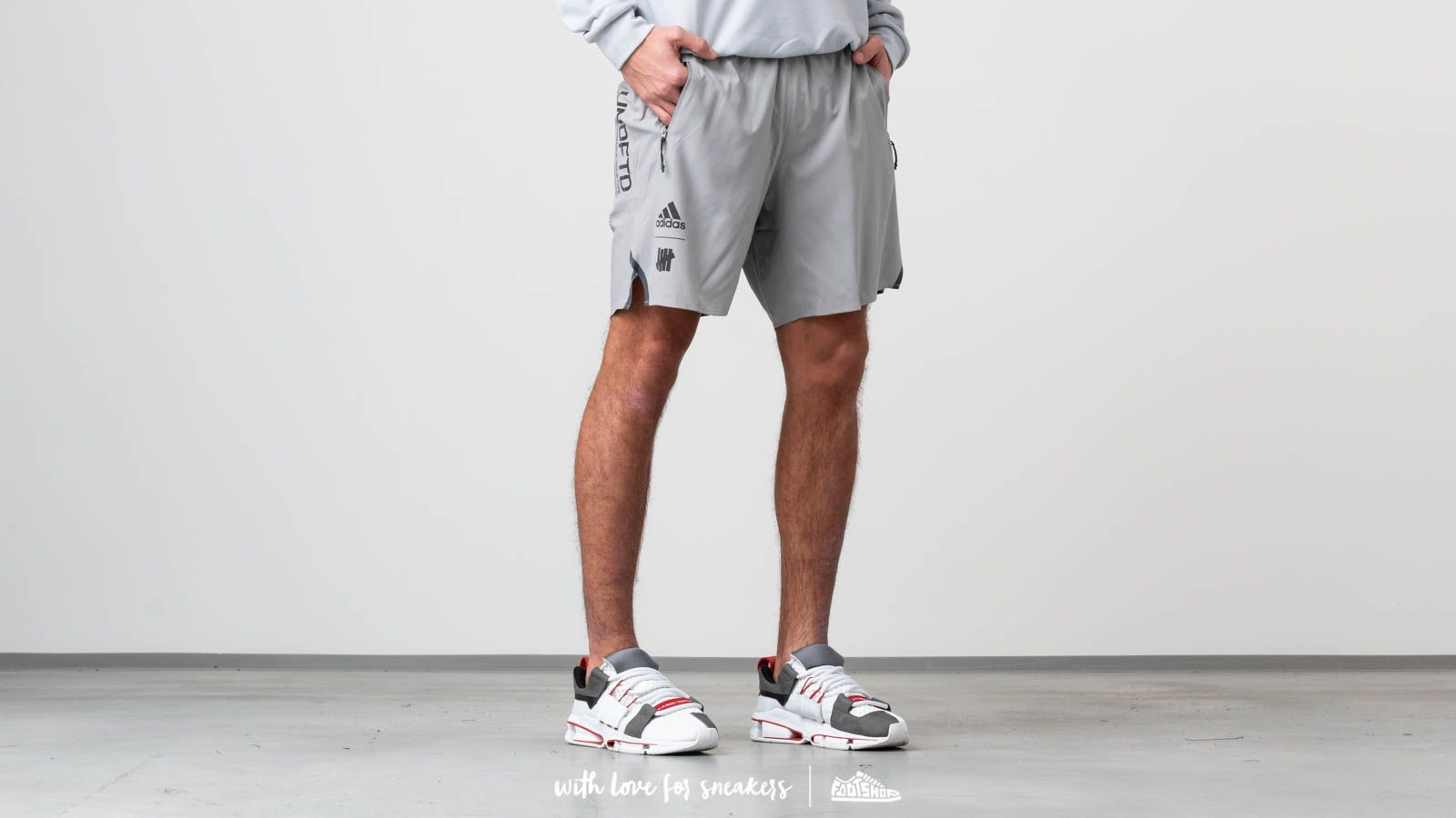 Adidas Ultra Short x Undefeated