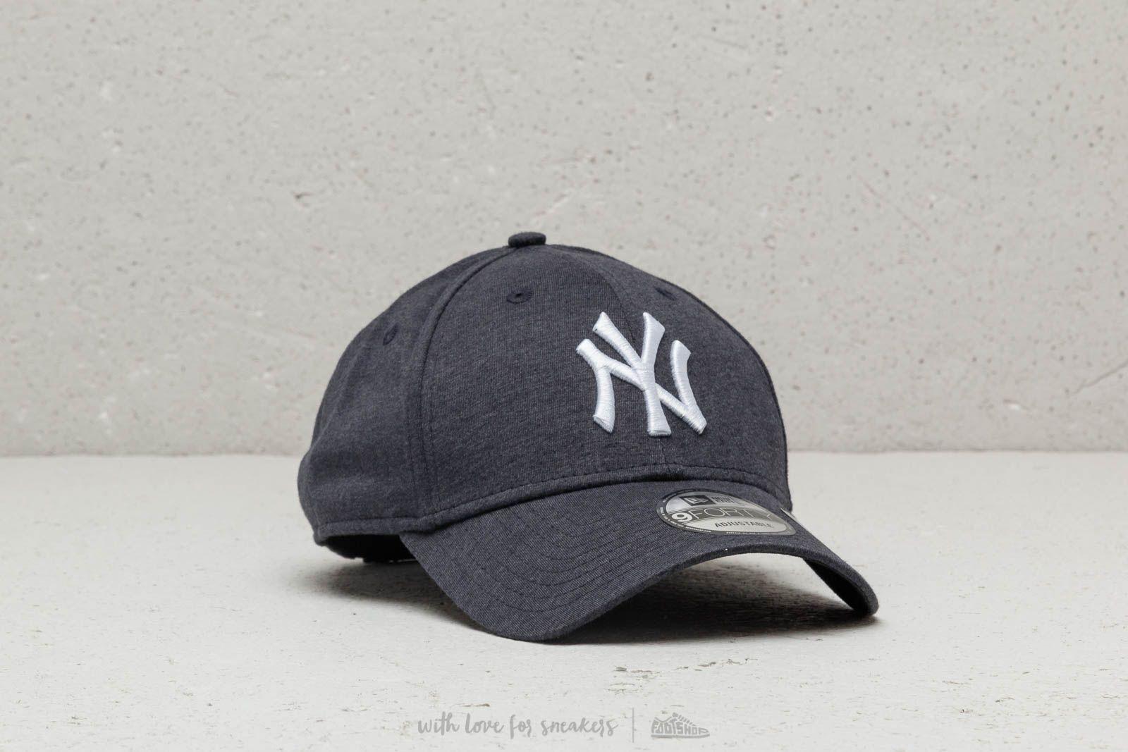 New Era 9Forty MLB New York Yankees Winterised Melange Navy / Navy za skvelú cenu 21 € kúpite na Footshop.sk