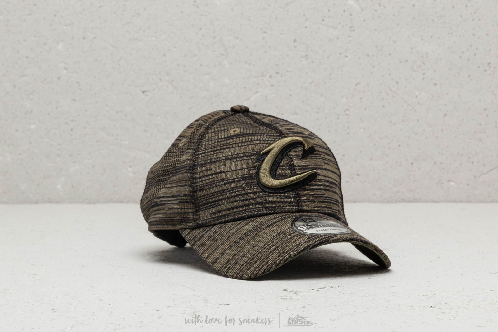 New Era 9Forty Cleveland Cavaliers Engineered Fit Cap