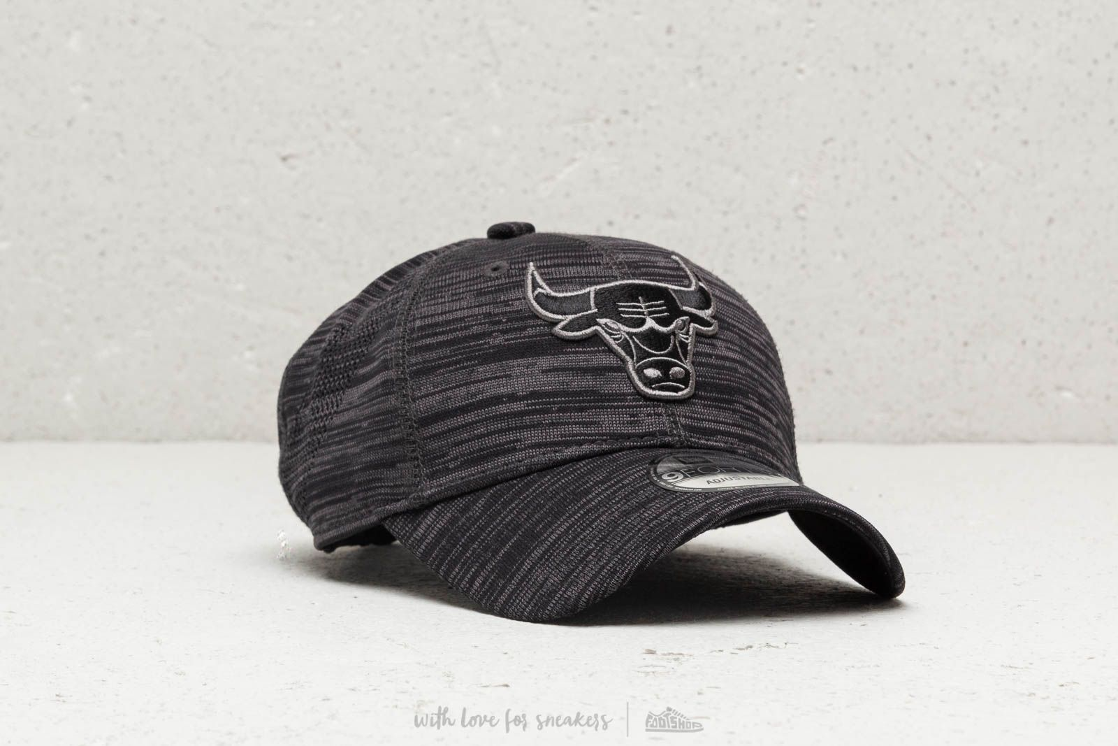 New Era NBA Team Chicago Bulls Engineered Fit 9Forty Strapback Black za skvelú cenu 20 € kúpite na Footshop.sk