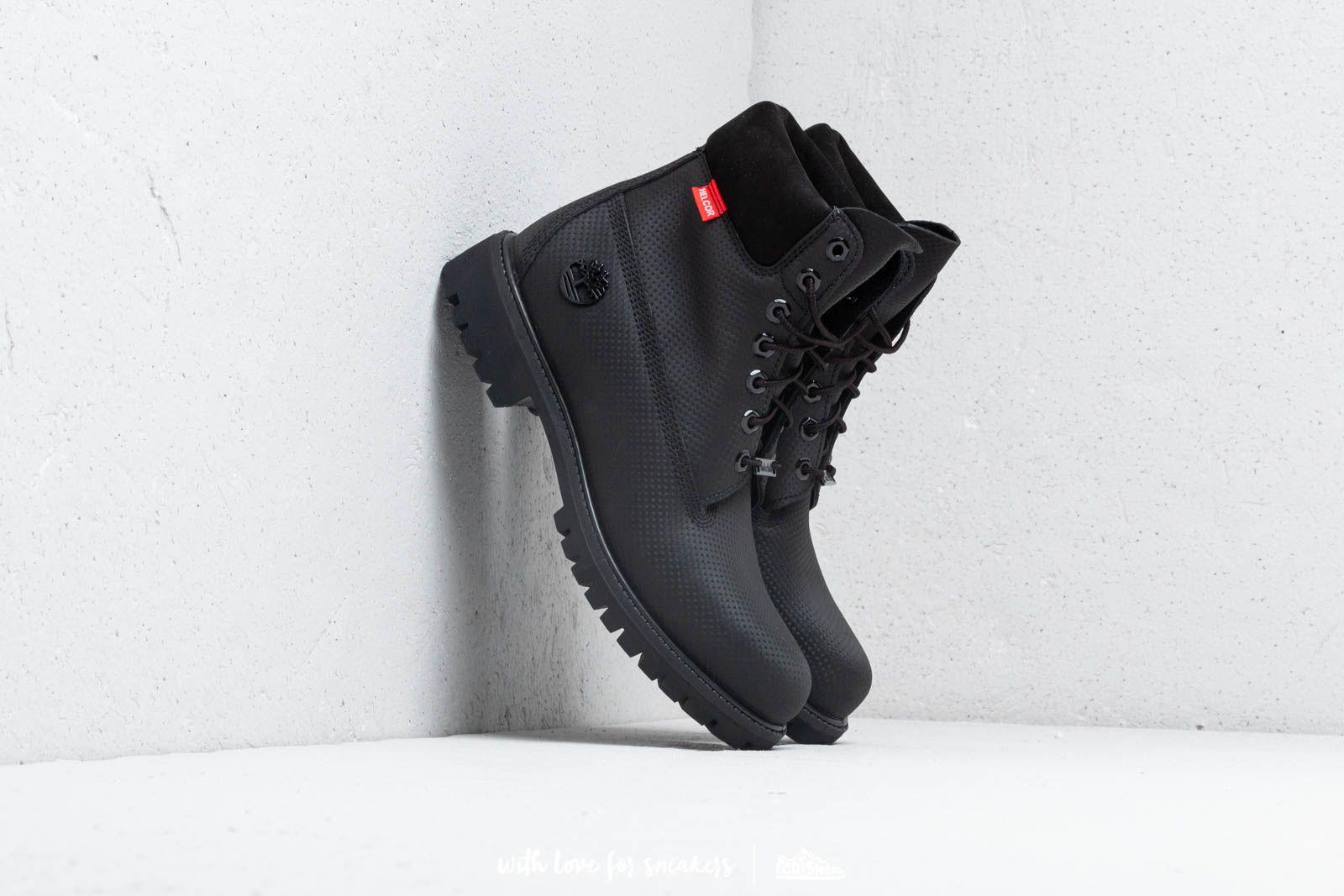 Timberland 6-Inch Premium Boot Black