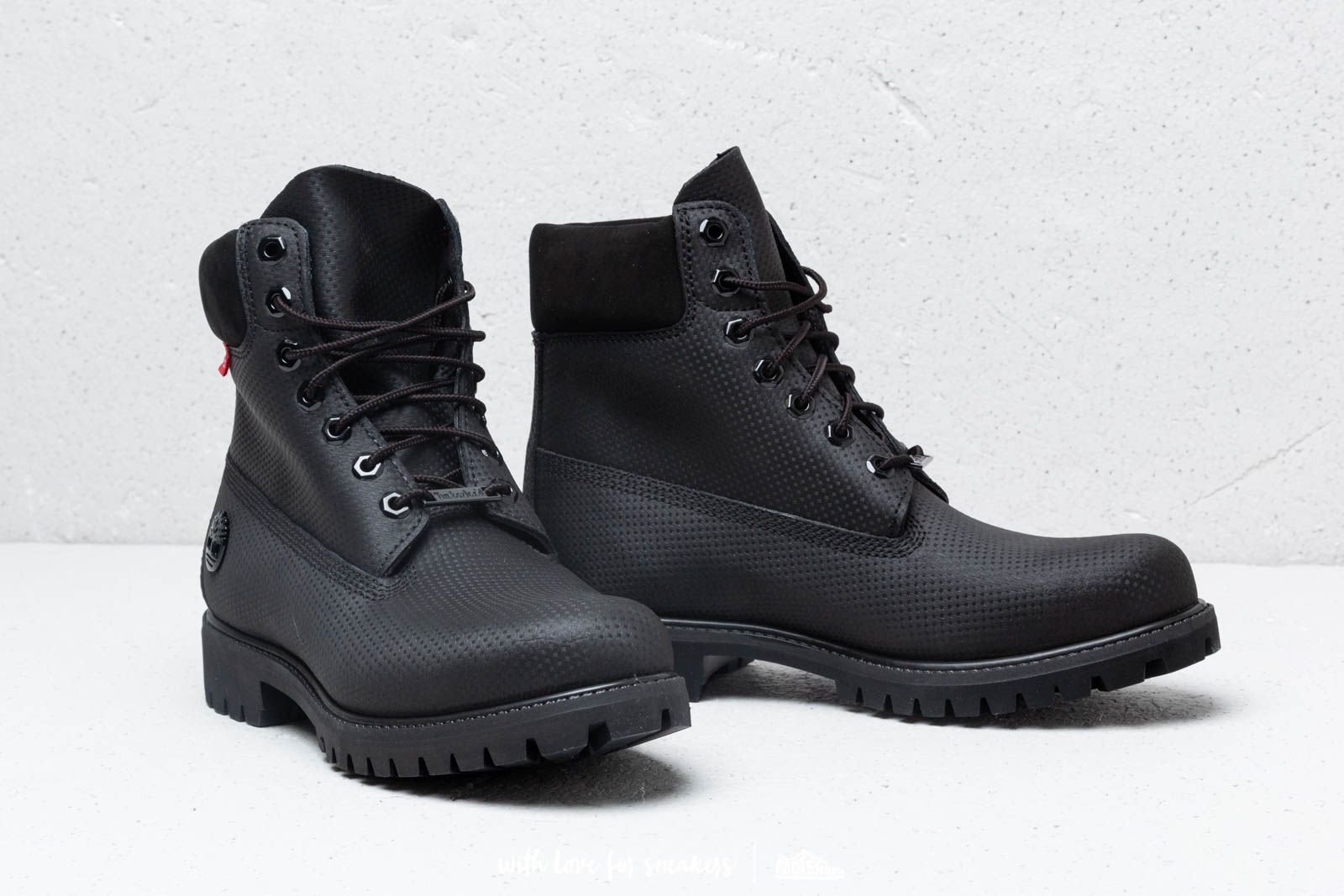 Timberland 6-Inch Premium Boot Black at a great price £178 buy at Footshop aeb450f4b